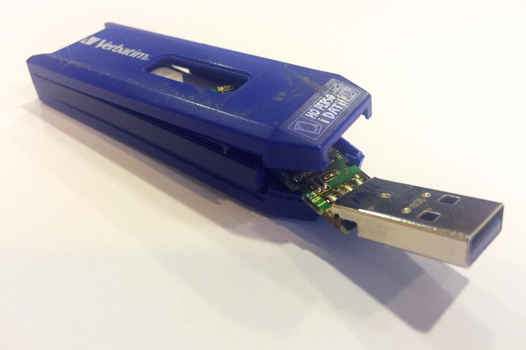 hopersoidati.it - recupero dati da pendrive USB - diagnosi gratuita e preventivo senza impegno - segui le istruzioni recupero dati