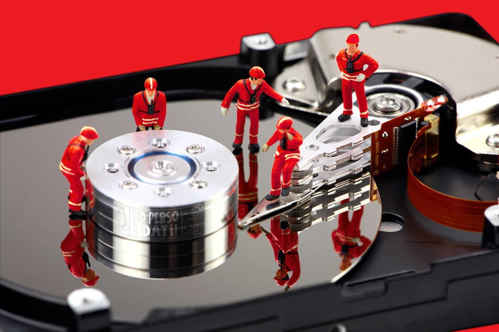 hopersoidati.it - Recupero Dati da qualsiasi supporto - Data Recovery di tutti i vostri files persi o cancellati per errore